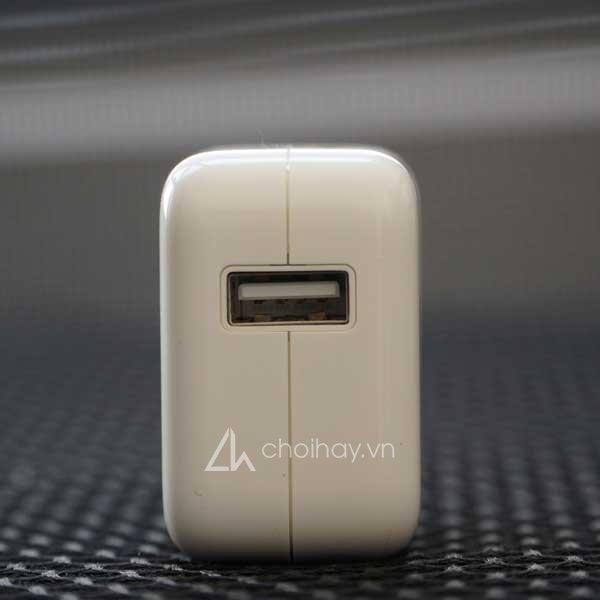 Sạc Apple iPad 10W Zin chính hãng