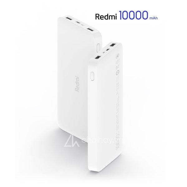 Pin sạc dự phòng Xiaomi Redmi 10.000mAh chính hãng