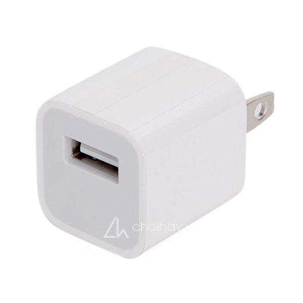 Củ sạc Apple iPhone Zin 5W chính hãng
