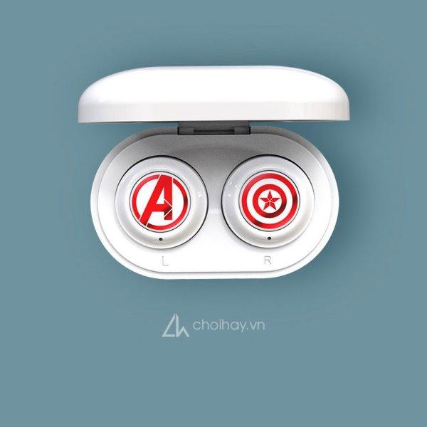 Tai nghe Bluetooth Marvel TWS chính hãng