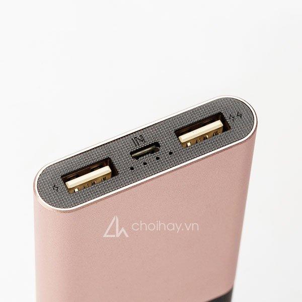 Pin sạc dự phòng AKUS A8 8000mAh chính hãng