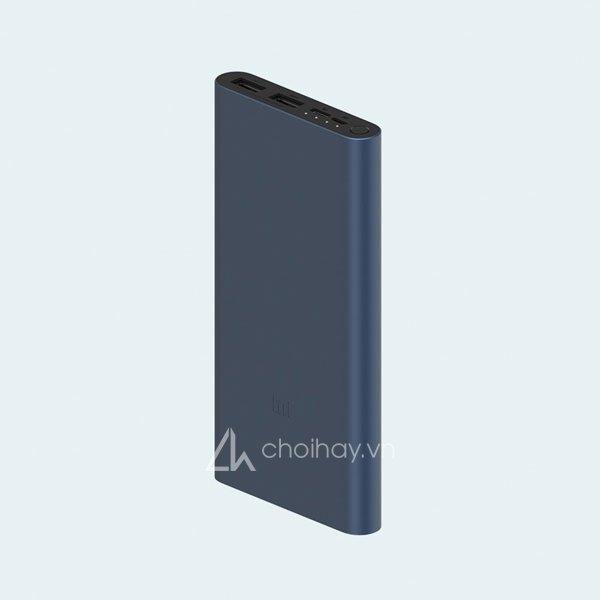 Pin sạc dự phòng Xiaomi Gen 3 10000mAh chính hãng
