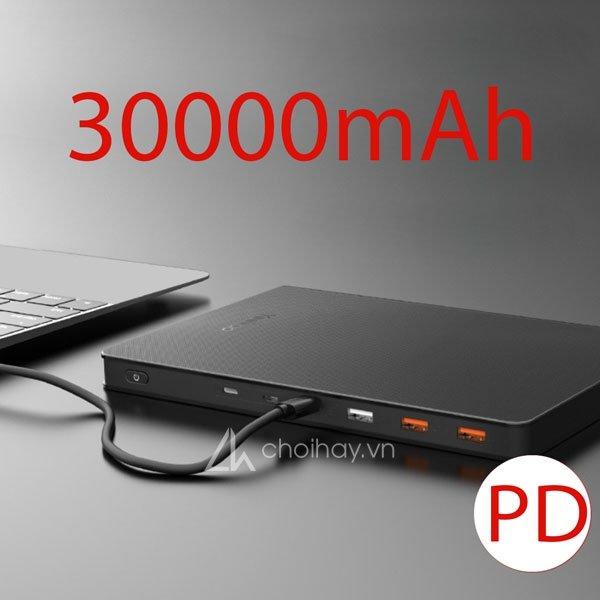 Pin sạc dự phòng Yoobao PD 30000mAh chính hãng
