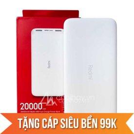 Xiaomi Redmi 20000mAh Pin dự phòng chính hãng DGW