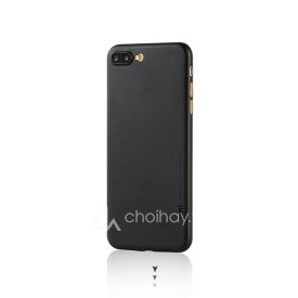 Ốp lưng siêu mỏng Memumi 0,3mm cho iPhone 7/7 Plus/iPhone8/8 Plus/iPhone X