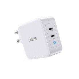Củ sạc Choetech PD 100W + Quick Charge 3.0 chính hãng