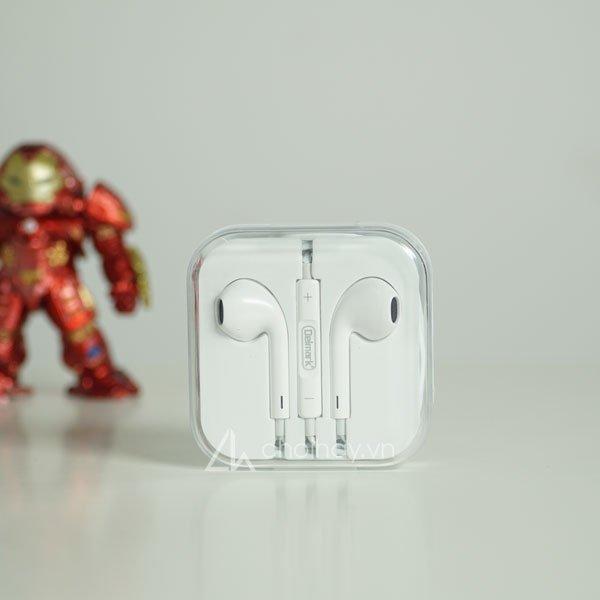 Tai nghe iPhone 3.5 cao cấp Deimark X6 chính hãng