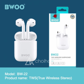 Tai nghe BWOO BW22 TWS chính hãng
