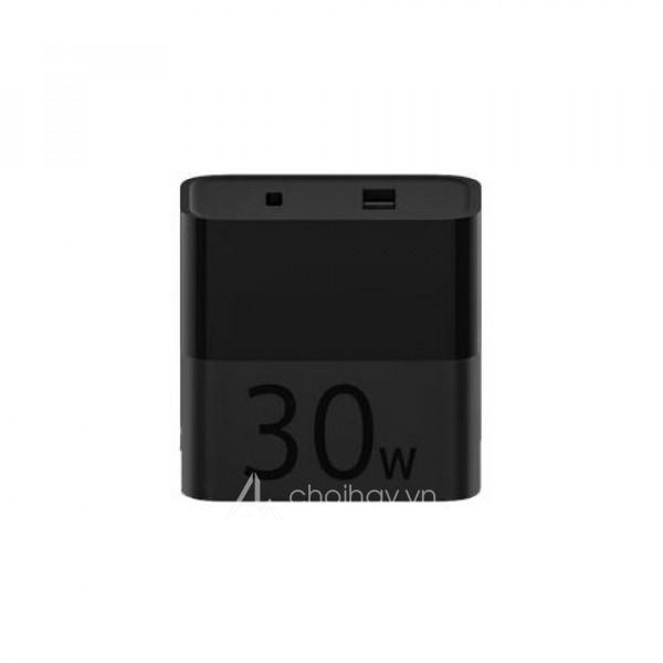 Bộ sạc cable nhanh PD 30W ZMI cho iPhone 12