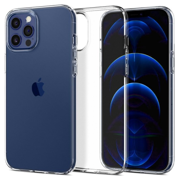 Ốp Lưng Likgus Cứng Trong Suốt Iphone 12 Pro Max