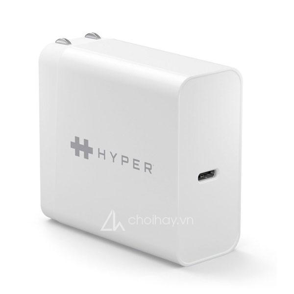 Củ Sạc Nhanh HYPERJUICE 65W USB-C CHARGER PN653